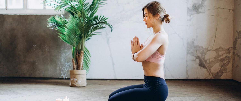 My Balance Card supports meditation