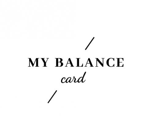 My Balance Card